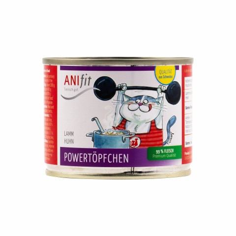 Power Pot (Powertöpfchen) 200g (6 Piece)